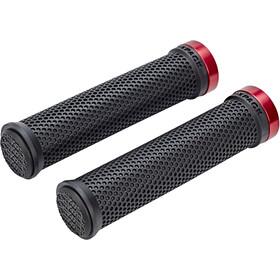 Sixpack M-Trix Handvaten, black/red